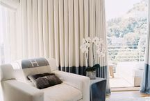 Contemporary curtains