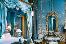 18th century bedroom