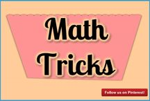 Math Tricks / Do you have a Math Tricks you'd like to share? Contact me to become a contributor on this board: http://mathfilefoldergames.com/contact