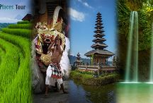 Bali Tour in Full Day / Activities of Bali tour in full day or one day trip to visit the top places of interest or exciting tourist destinations in Bali island, Indonesia.