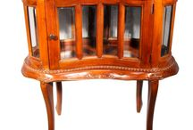 Chippendale-Euro Reproductions / Solid mahogany, hand carved furniture for years of enjoyment. Hand selected  Asian pieces will add just the right touch to your decor.