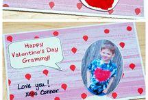 Second Grade Valentines