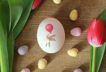cuore di Pasqua / decorazioni pasquali