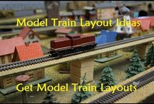 Model Train Layout Ideas