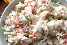 Lobster salads