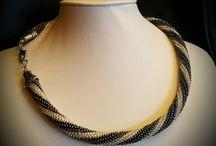 My necklaces /Ожерелье / One of my passions as a jewlerydesigner
