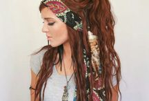 Bohemian Hair Trends! / Bohemian Hair styles from casual to dressy occasions