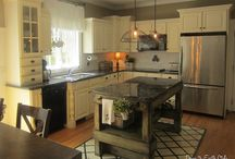 Kitchen Ideas / by Molly Holl