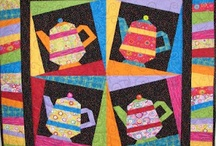 Quilting...one day!