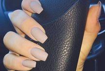 nails, make up and clothes
