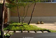 Gardens and exterior design