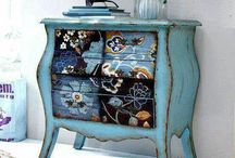 Painted Furniture:-)