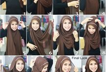 My Hijab / Daily Hijab Tutorial