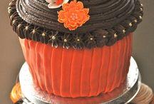 Cupcakes decoration – autumn