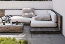 Roof top terrasse