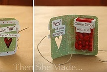 Neighbor, Teacher & Little Friends Gift Ideas / by Shontell Olson