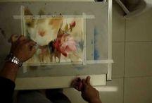 Técnicas de pintura / Diferentes técnicas de pintura / by Soledad Herrera Flores