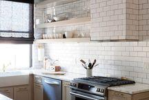 Unconventional kitchen