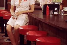 Retro Vintage Restaurant Uniforms