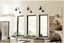 Lighting | Éclairage | Iluminación / Lighting inspiration to keep your home merry & bright