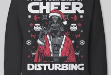 Star Wars Christmas Clothes