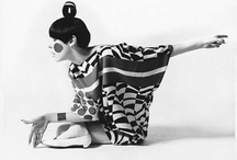 Daily Unique :  Peggy Moffitt - The Total Look