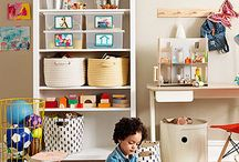 Kids, Clutter, and Organization