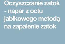 Zatoki:)