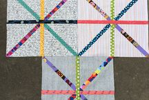 Bee Blocks / Blocks for Hope Circle, do. Good Stitches