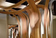 Ceiling design-retail