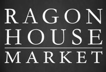 Ragon House Market / Ragon House Market is a family owned company focused on providing premium antique reproductions and unique classic home goods. www.ragonhousemarket.com