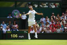 Roger Federer / Tenisin yasayan efsanesi .. G.O.A.T.