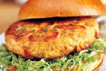 Recipes-burgers/sandwiches