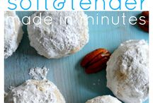 Speedy Sustenance / Recipes for dishes and desserts you can make quick, fast, and in a hurry!