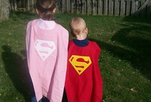 Halloween Costumes / by Michelle Crall