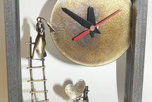 DESK CLOCKS BY ALHIMISTIS