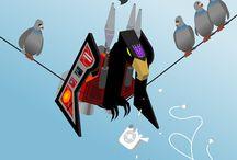 Illustrations... / by Ninja Starr
