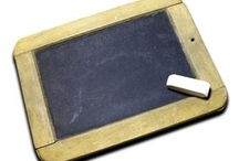 Tablets in Schools / by Padlette