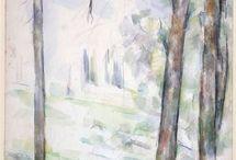 Cezanne, Paul / Derain