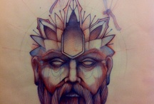 Tattoos to sketch