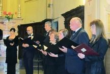 """Concerto """"Ave, gratia plena"""" (2012) / Concerto presso la chiesa parrocchiale di Melazzo (AL), 2 giugno 2012, ore 21"""