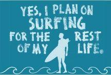surfing :) / by Kendyl Le Roux