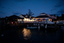 Meg & Stephen: Rehearsal Dinner / The Boathouse at Valentine's Marina. Harbour Island, The Bahamas.  Event Design and Destination Wedding Planning by Susan Graham Signature Events.  Photos by The Studio B.
