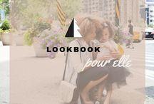 Lookbook...pour elle / A l'atelier des montres nous aimons la mode. Découvrez nos coups de coeur et gardez le style!