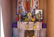 Mexican shrines