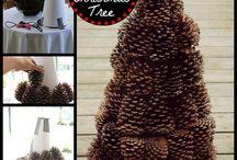 pinecones / projects using pinecones