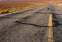 On the Road / Collection of road-themed images from our extensive gallery.