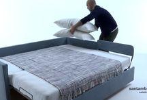 Video divano letto Estraibile / Con questo filmato vogliamo farvi vedere tutti i particolari del divano letto Estraibile