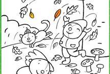 Thema: herfst