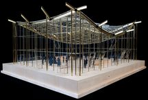 ARCHITECTURE MODELS / Beautiful architecture models